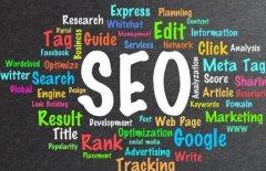 网站SEO优化需要的一些基础条件和环境